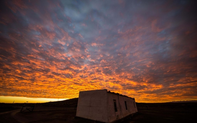 Famous Karoo Sunsets
